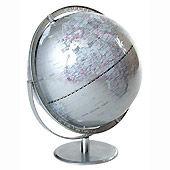 Mappamondo Silver