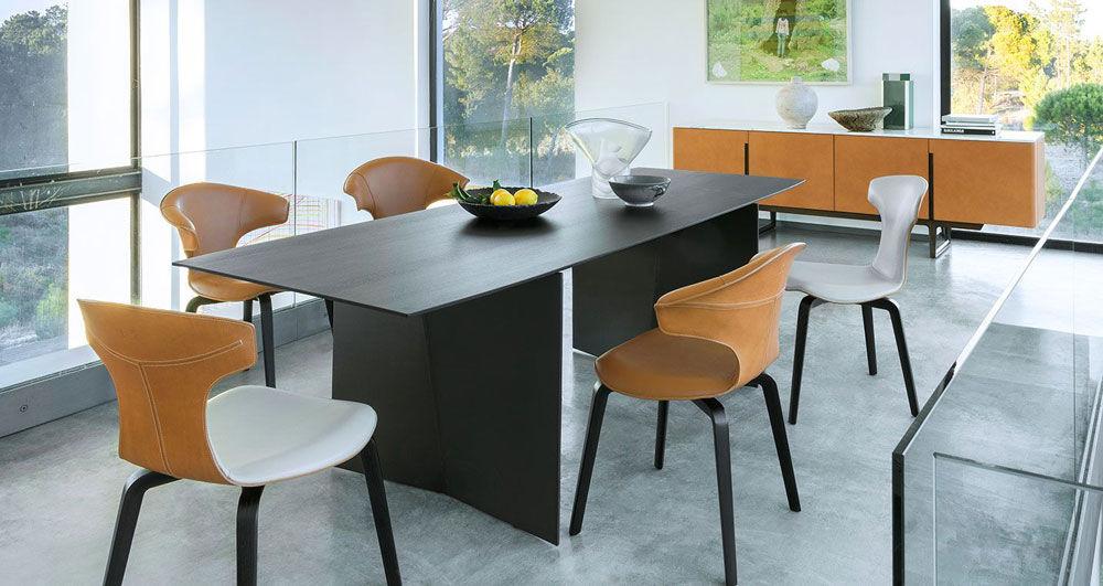 poltrona frau tische tisch palio designbest. Black Bedroom Furniture Sets. Home Design Ideas