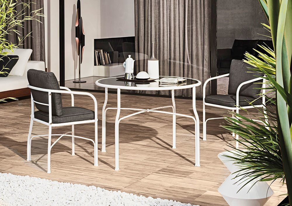 minotti gartentische tisch le parc designbest. Black Bedroom Furniture Sets. Home Design Ideas