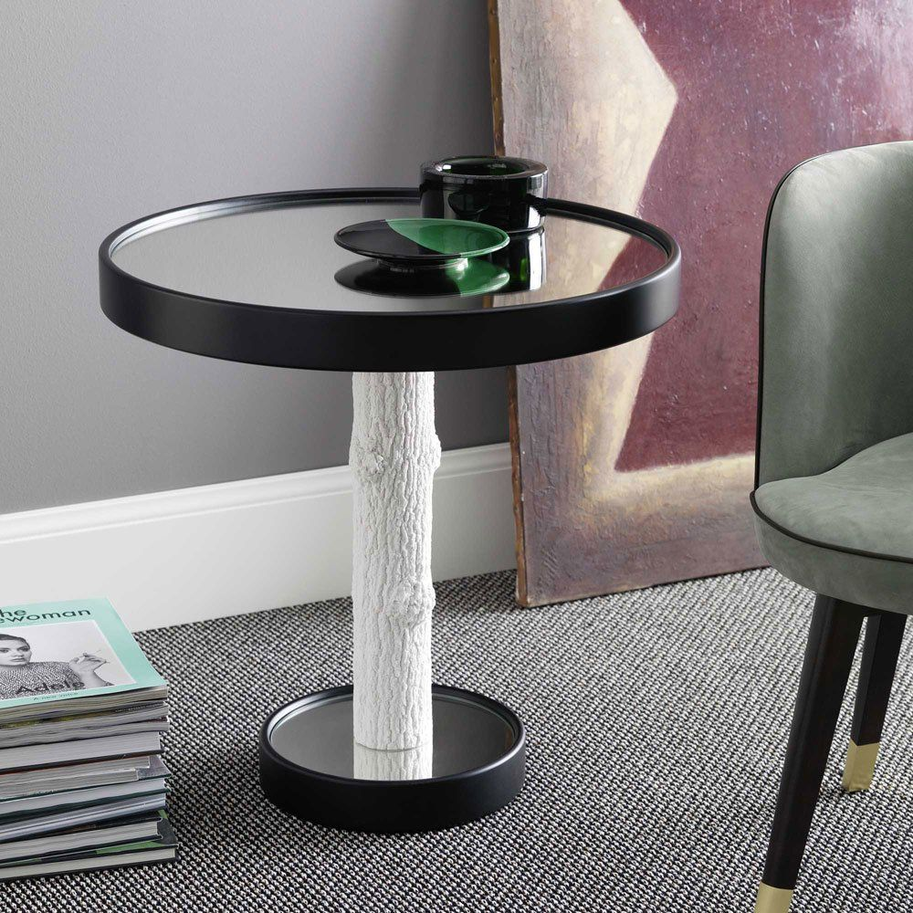 fontanaarte arredo beistelltische beistelltisch corteccia designbest. Black Bedroom Furniture Sets. Home Design Ideas