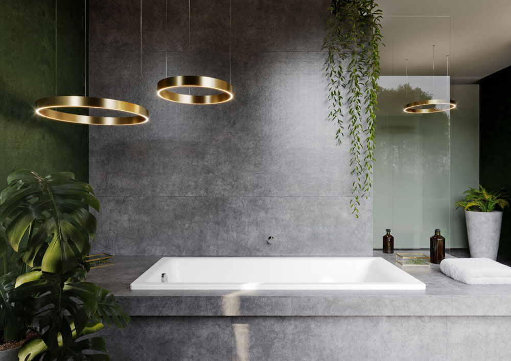 kaldewei badewannen badewanne puro designbest. Black Bedroom Furniture Sets. Home Design Ideas