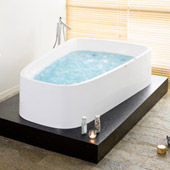 Whirlpool bathtub SingleBath Duo