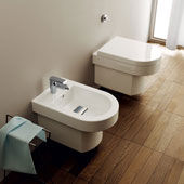 WC und Bidet Wilmotte