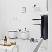 WC und Bidet Azuley