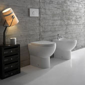 WC et bidet 4All