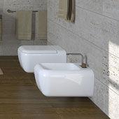 WC und Bidet Shui Big