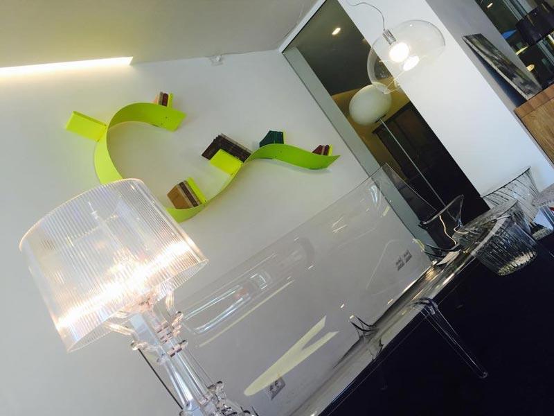 Dinelli & Rossi - laboratorio d'interni