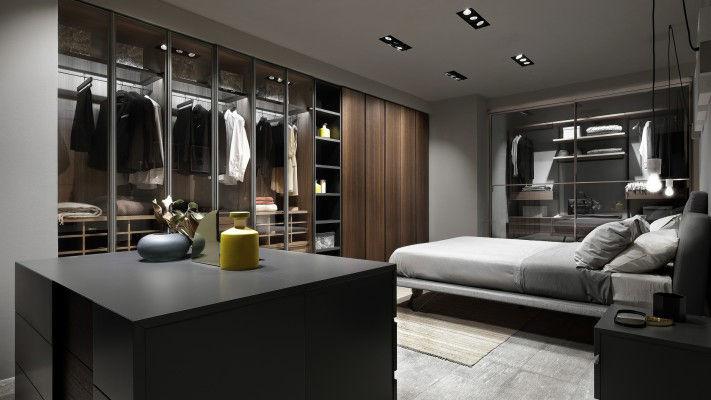 Presotto Tailor Made Store by Galbiati