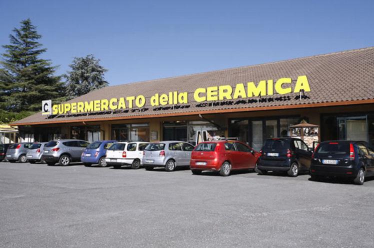 Supermercato Della Ceramica