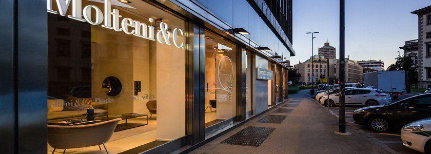 Corso Europa - Flagship store Molteni&C.