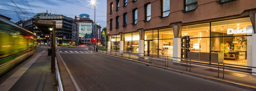 Centro Dada - Flagship store Dada cucine