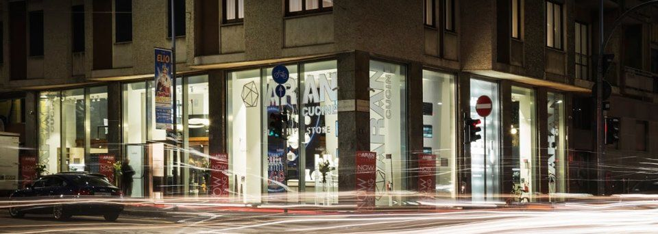 Flagship store Aran