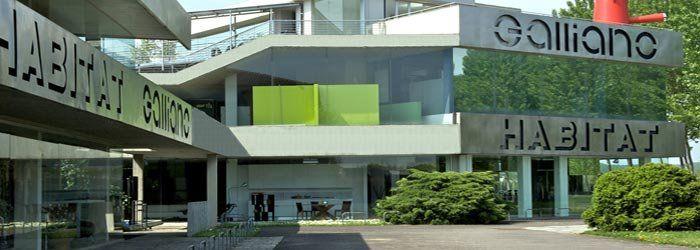 galliano habitat designbest. Black Bedroom Furniture Sets. Home Design Ideas