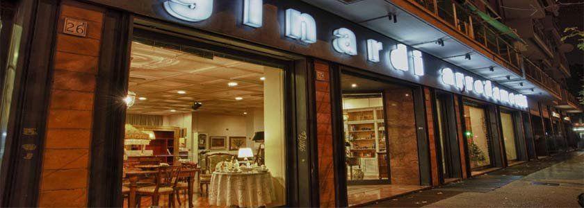 ginardi arredamenti negozio a roma