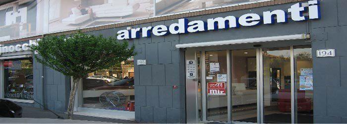 ginocchi mario arredamenti negozio a roma