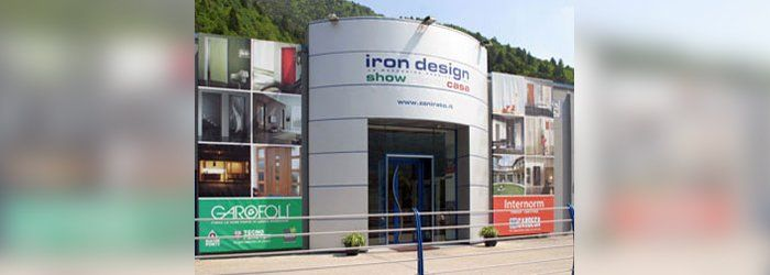 Iron Design Show Room Casa