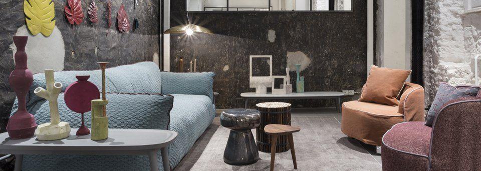 Gervasoni showroom milano mobili e arredamento for Showroom milano arredamento