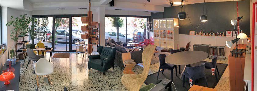 Spazio 5 arredamenti negozio a roma for Spazio arredamenti