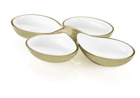 Appetiser tray Vintage/Glam