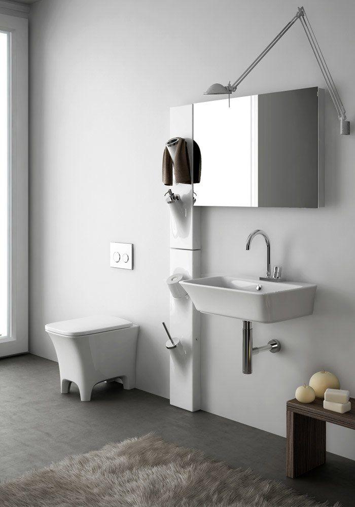 artceram accessoires f rs bad toilettenb rstenhalter sotto sopra designbest. Black Bedroom Furniture Sets. Home Design Ideas