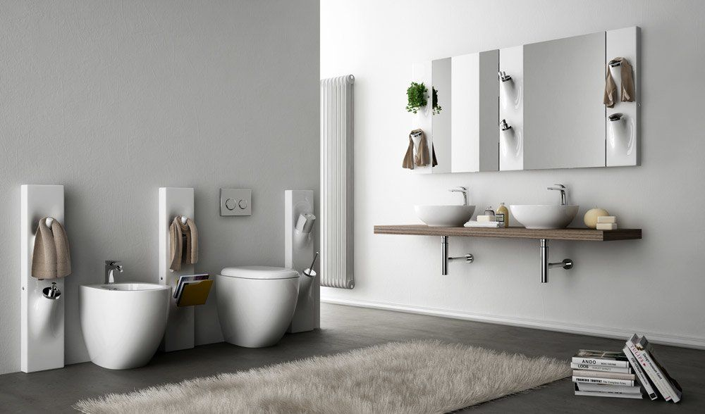 artceram accessoires f rs bad toilettenb rstenhalter sotto. Black Bedroom Furniture Sets. Home Design Ideas