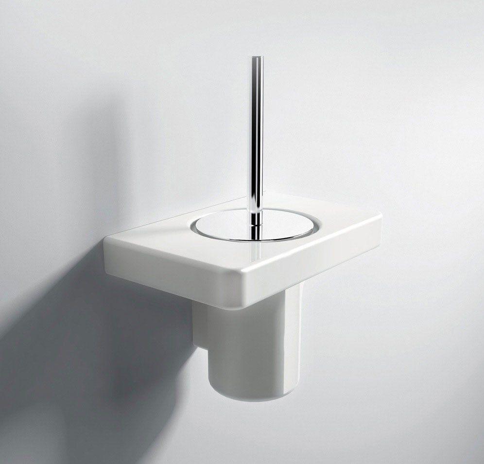 hidra ceramica accessoires f rs bad toilettenb rstenhalter. Black Bedroom Furniture Sets. Home Design Ideas