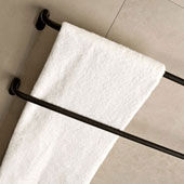 Towel rack Goccia