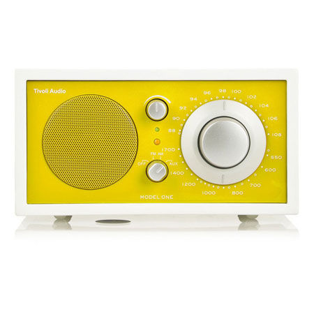 Radio Model One Frost White