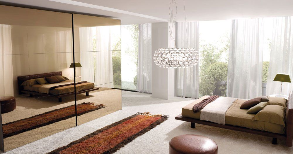 Armadio Loft Specchio [A] da La Falegnami | Designbest