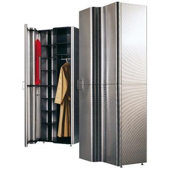 Schrank Aluminium-Schrank 380