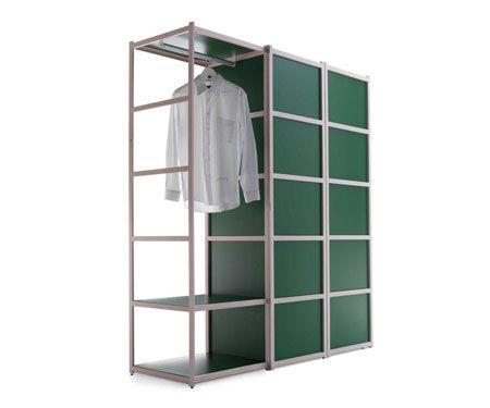 Wardrobe Solaio