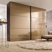 Armadio Wall Specchio Texture