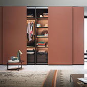 Armoire Text coplanaire