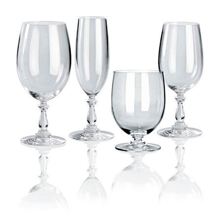 Glass set Dressed