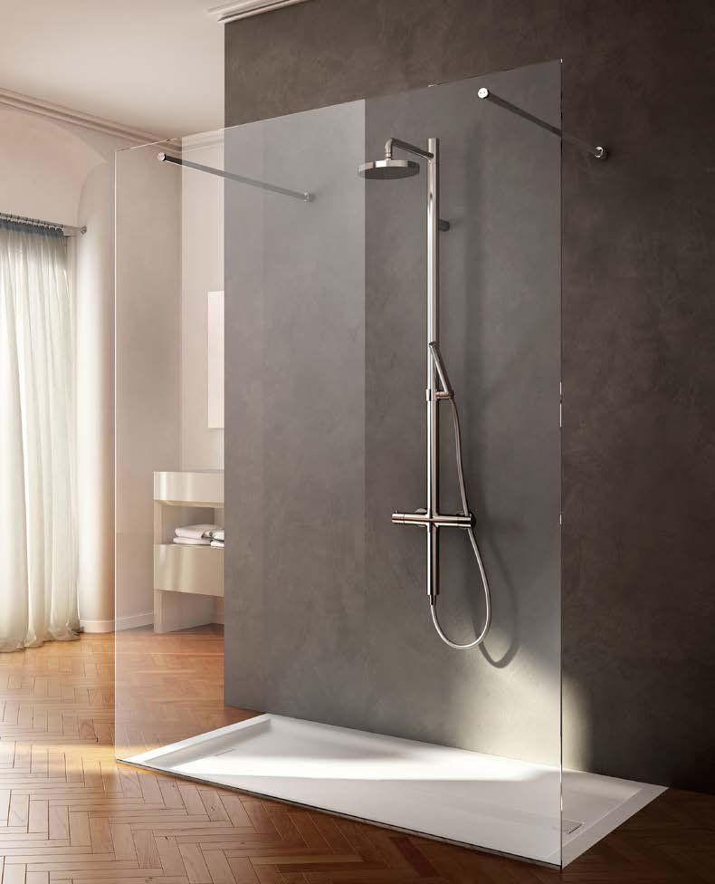 Shower cubicles shower enclosure endless by teuco for Cabine doccia teuco