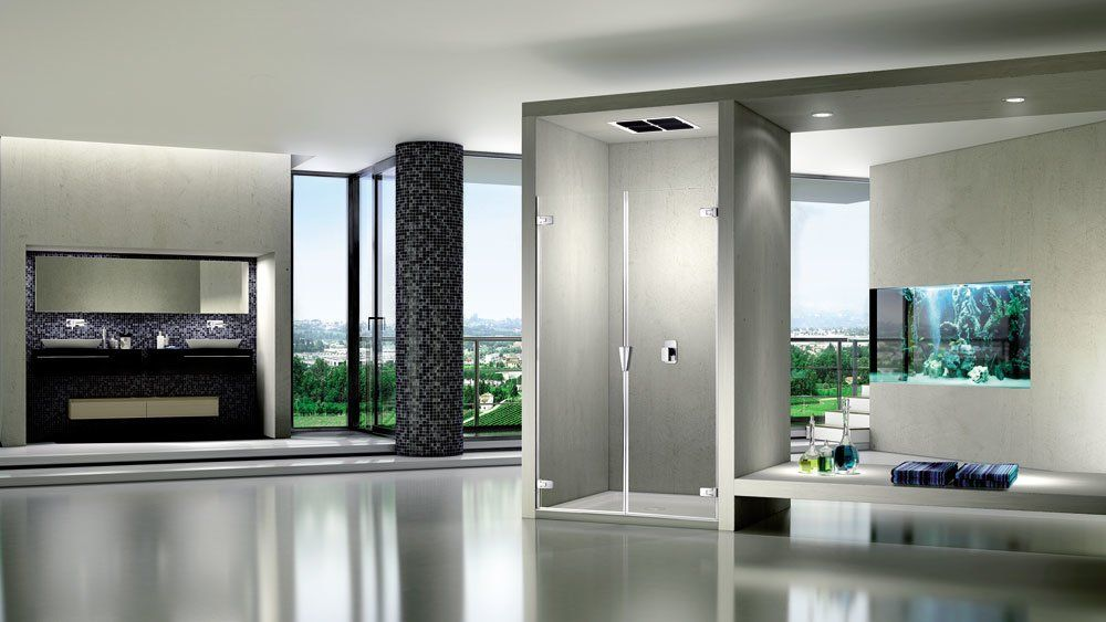 Shower Cubicles Shower Cubicle Pura 5000 New By Duka
