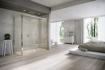 Shower Cubicle Acqua 5000 new