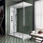 Cabine de douche Light