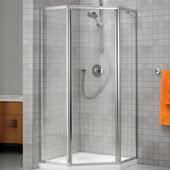 Shower Cubicle - Prima 2000 glass