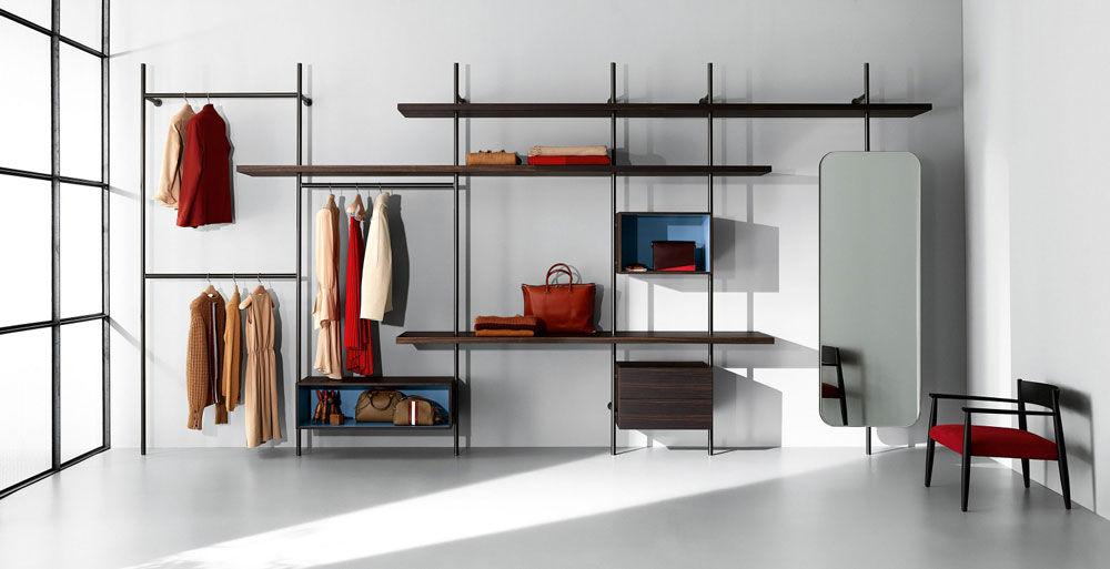 Cabina armadio Boutique Mast