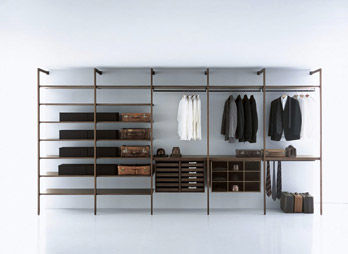 Cabina armadio Storage Walk-in closet