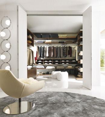 Walk-in closet Picà Z025