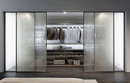 Walk-in closet Picà Z631