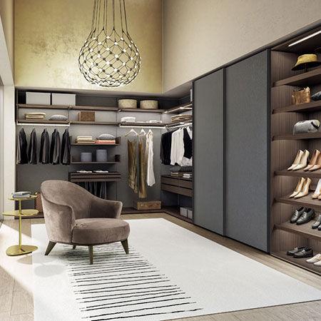 Walk-in closet Picà Z737