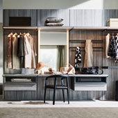 Walk in closet Master Dressing