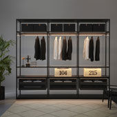 Cabina armadio Storage [a]