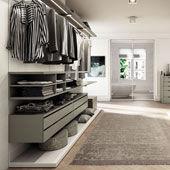 Walk-in closet Picà Z758