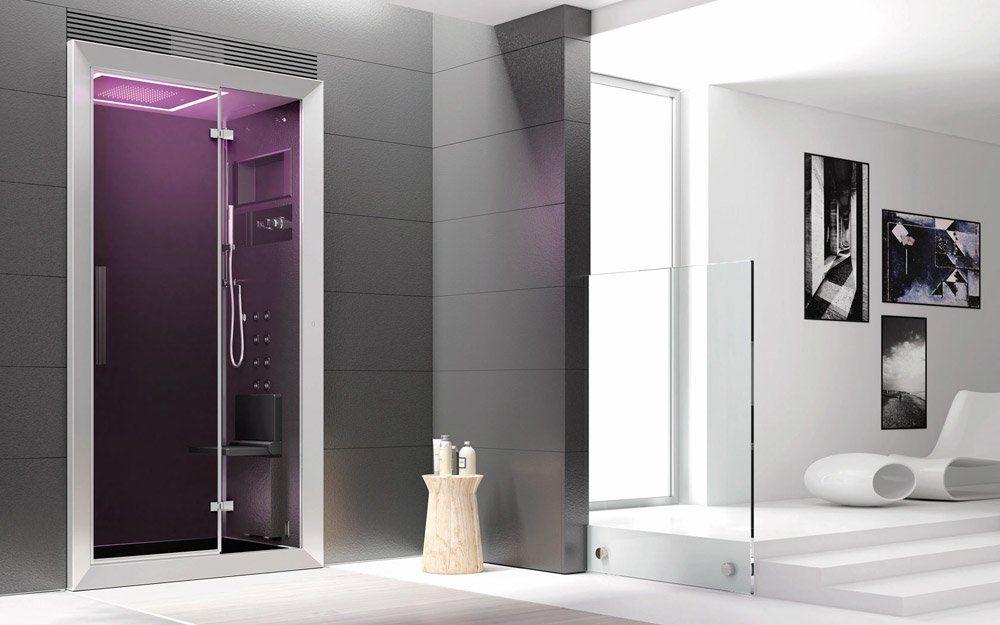 Cabine Doccia Jacuzzi : Cabina doccia frame da jacuzzi designbest