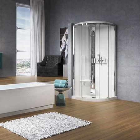Cabina doccia Glax R90