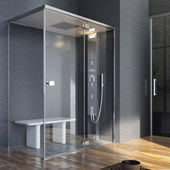 Shower Enclosure Noor Steam